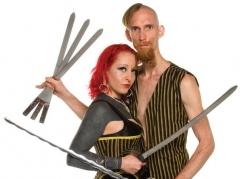 Andrew & Kelvikta in LVCityLife Magazine!